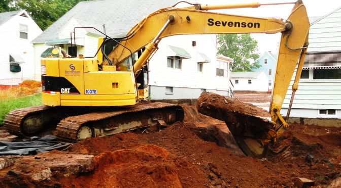 Sevenson Environmental completes cleanup of lead-contaminated Connecticut neighborhood