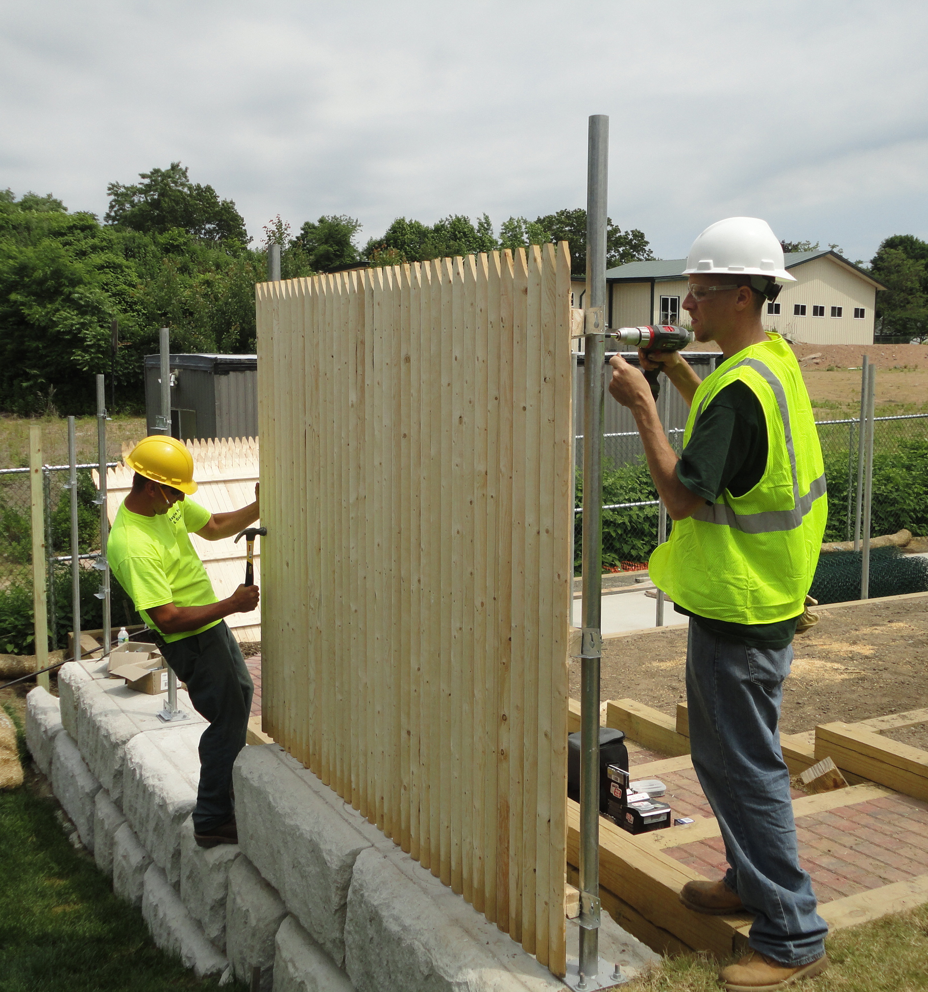 Residential Remediation at Sevenson