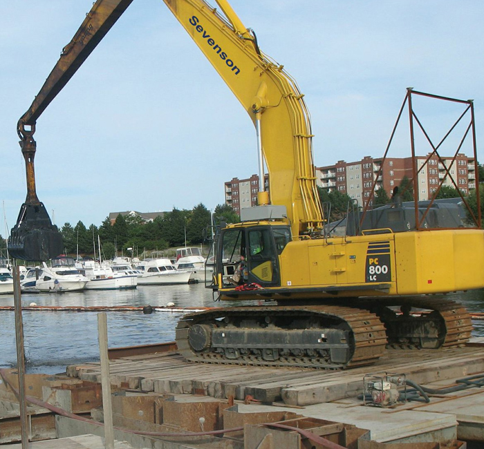 DREDGING, DEWATERING AND LIQUIDS/SOLIDS SEPARATION