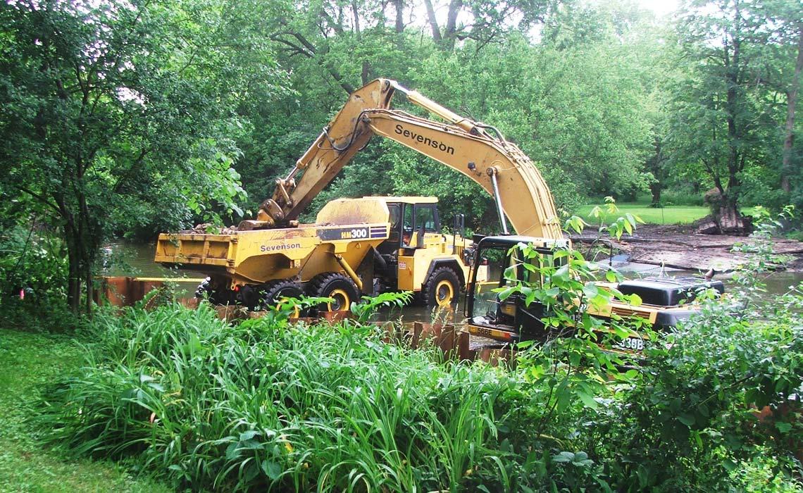 DuPage River Sediment Remediation