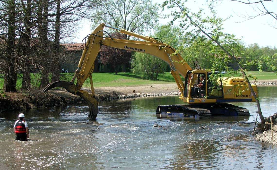 DuPage River Sediment Remediation
