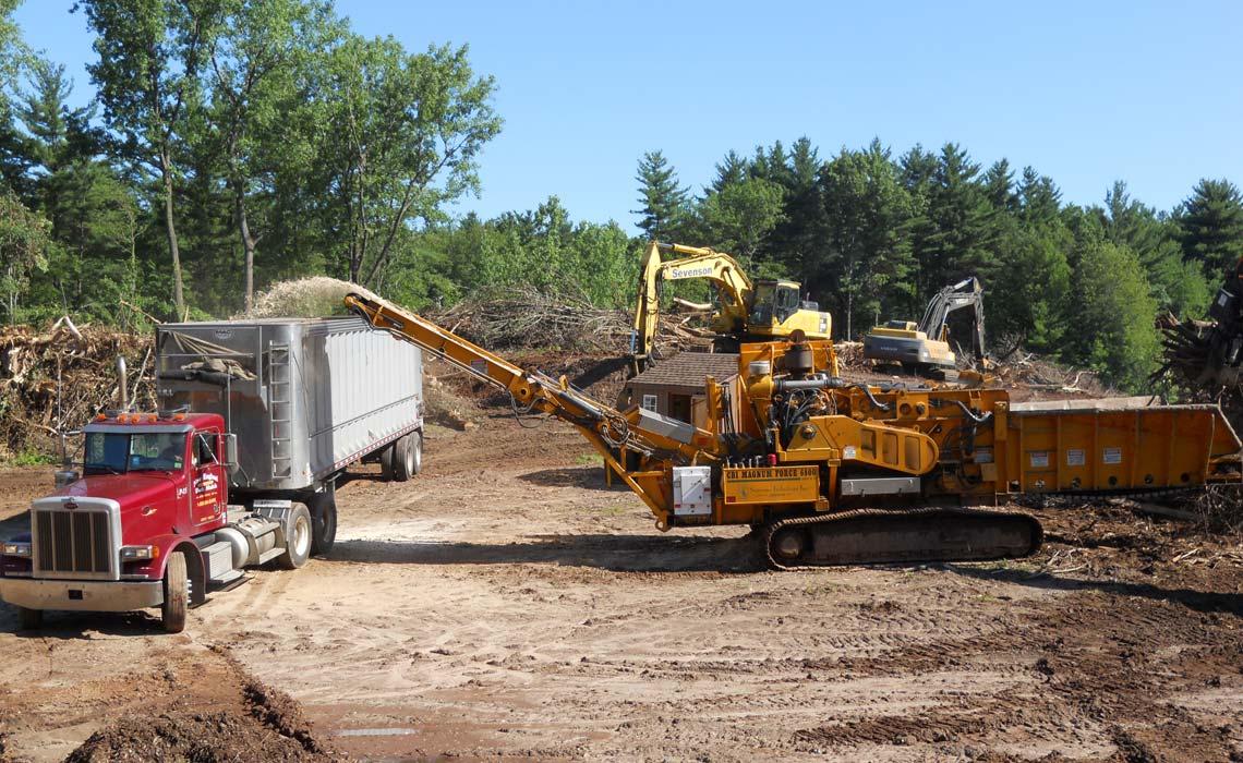Site Brook & Debris Piles Remediation Former CE Windsor Site