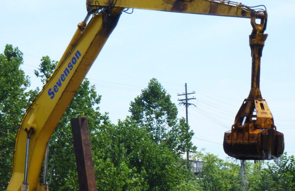 Follansbee Coal Tar Remediation by Sevenson