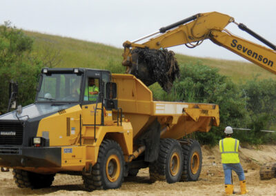 Shpack Landfill Superfund Site Remedial Action