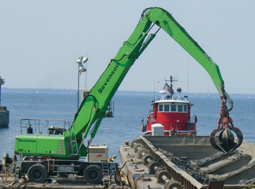 Sevenson Environmental Services - Remediation & Dredging