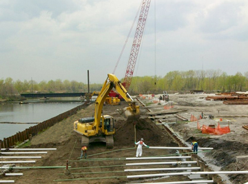 Indiana Harbor Dredging Project by Sevenson