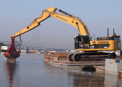 Study Area 7 Sediment Dredging and Capping