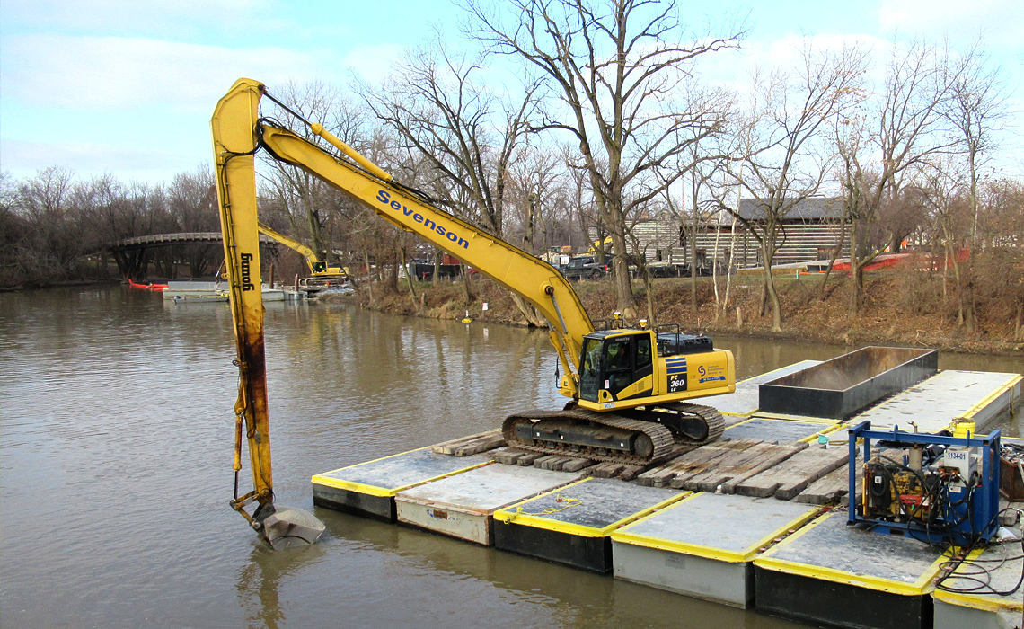 Fort Wayne Former MGP Sediment Remediation and CSO Outfall Improvement