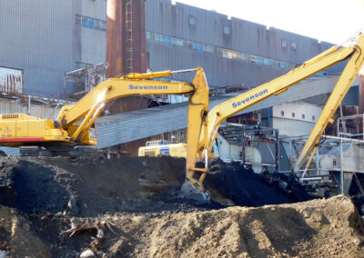 Clean Closure of Five Coal Ash Ponds D.W. Mitchell Generating Station