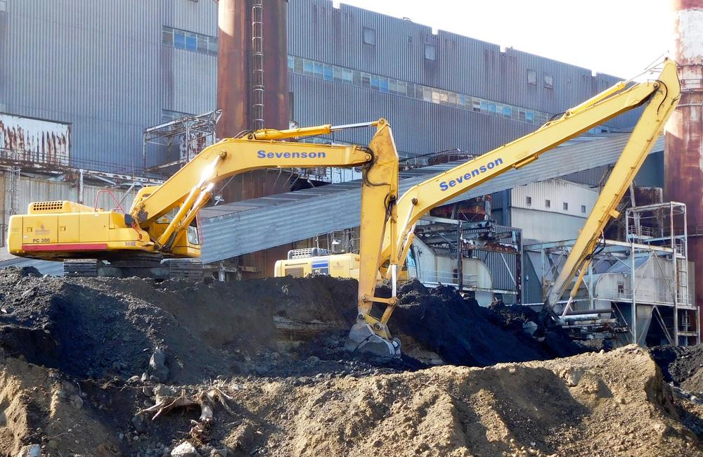 Ash Pond - Clean Closure of Five Coal Ash Ponds D.W. Mitchel Generating Station
