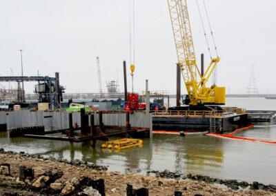 Mitchell Bay Interim Corrective Measure Remediation of Docks 6 and 7
