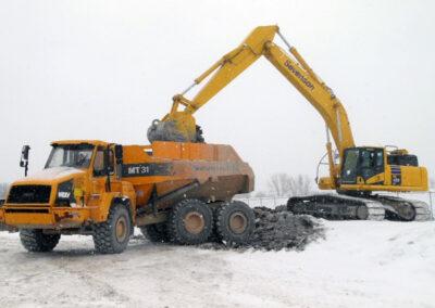 Vanadium Site Operable Unit #3 Remediation